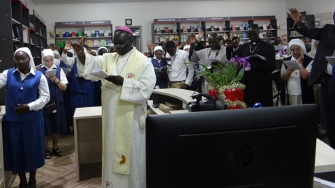 Kenya – Inauguration and Blessing of the New Paulines Communications Centre