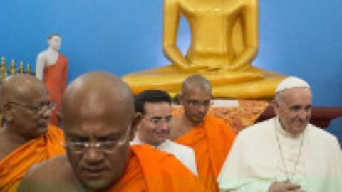 Buddisti e cristiani uniti contro la schiavitù