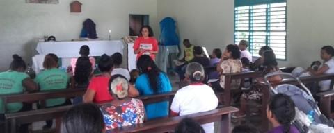 """""""Na Amazônia a Vida Religiosa é necessária"""", garante jovem missionária"""