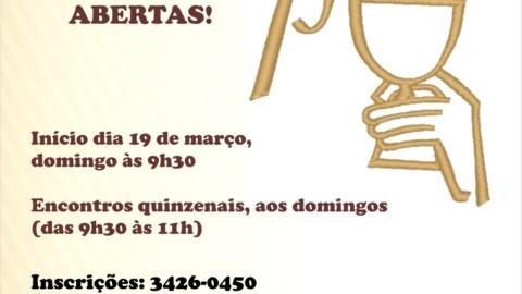 CCB (Jesuítas) abre inscrições para Catequese 2017