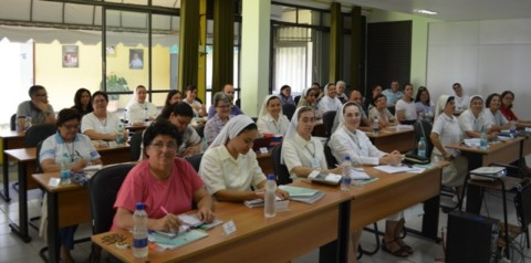 Religiosos se reúnem em Brasília para a Semana Vocacional Missionária