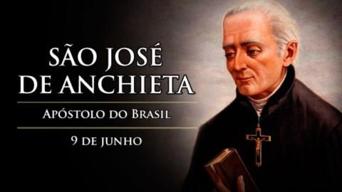 São José de Anchieta, Apóstolo do Brasil