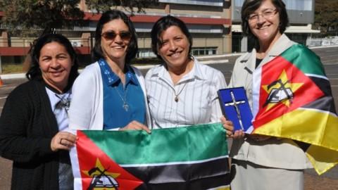 Carta sobre a missão de Moçambique