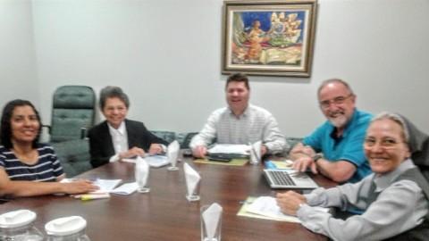 Conselho Fiscal reúne-se em Brasília