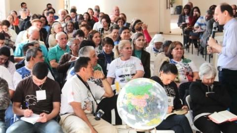 Discípulos missionários da misericórdia é tema de retiro na diocese de São José dos Campos (SP)