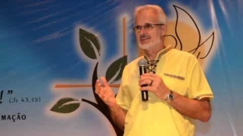 Em Assembleia, padre Camilo Pauletti agradece a contribuição missionária da Vida Religiosa Consagrada