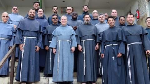Frades Menores Conventuais – 70 anos de evangelização na América Latina
