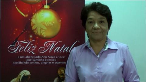 Mensagem de Natal: Ir. Leonarda Veiga