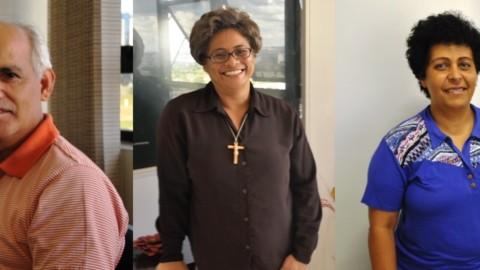 Três novos assessores na CRB