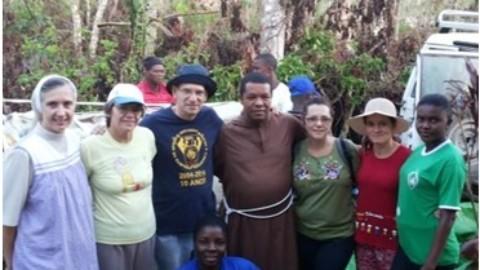 Artigo sobre o Haiti, por Irmã Zenaide