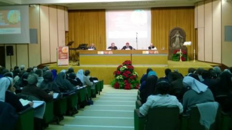 CRB marca presença no Congresso Internacional de Pastoral Vocacional