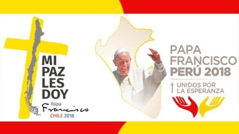 Publicado programa da viagem apostólica do Papa ao Chile e Peru
