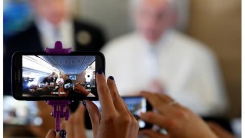 Mensagem do papa Francisco para o 52º Dia Mundial das Comunicações Sociais