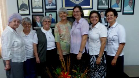 Encontro das Superioras das Irmãs da Comunidade Intercongregacional do Haiti