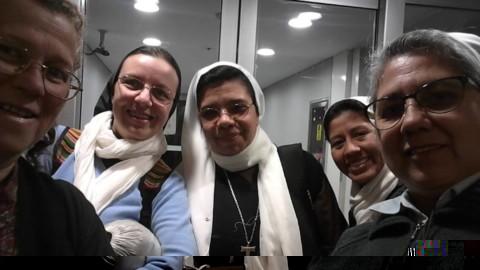 Identidade da Vida Consagrada – III Seminário para formadores em chave intercultural