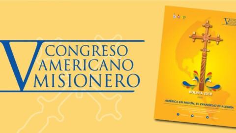 CAM 5: os desafios da missão na América Latina, missionária e discípula de Jesus