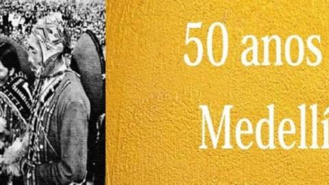 """Congresso """"Medellín 50 anos: profecia, comunhão, participação"""""""