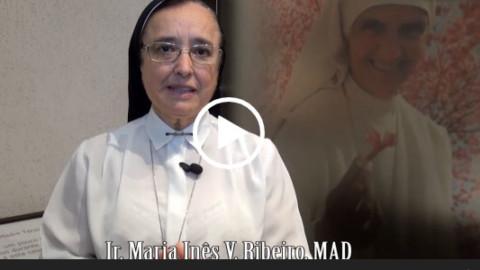 "Depoimento Irmã Maria Inês: ""Somos milagres de Deus!"""