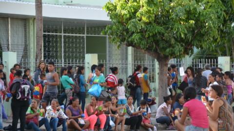 Imigrantes em Roraima: Indígenas Warao sem abrigo