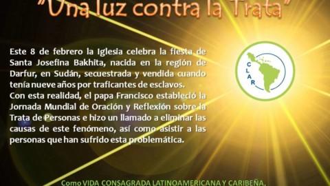 Jornada Mundial de oração e reflexão sobre o tráfico de pessoas