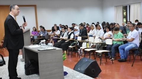 Pré congresso Vocacional do Regional Centro-Oeste