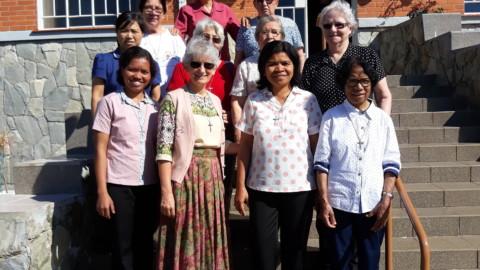 Formação e Animação Missionária da CRB, de Ponta Grossa (PR)