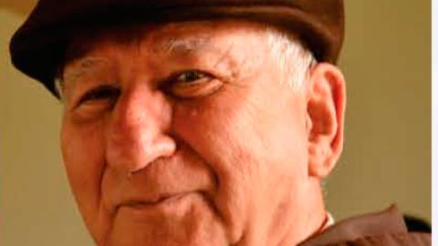 Faleceu Frei Luis Enrique Patiño