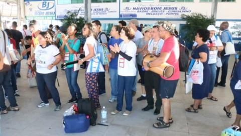 Acompanhe a Missão em Marajó