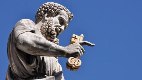 Pedro e a função do Papa
