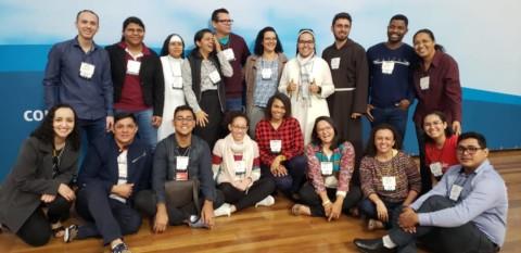 Novas Gerações no 4º Congresso Vocacional do Brasil