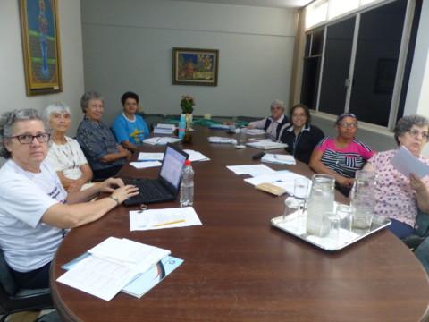 Comissão da Rede Missionária Intercongregacional Ad Gentes reúne-se na CRB